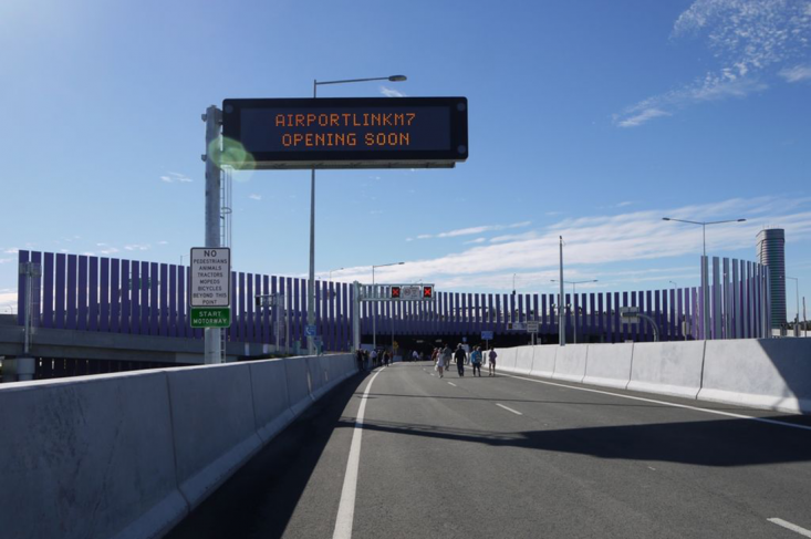 honest broker airport link tunnel