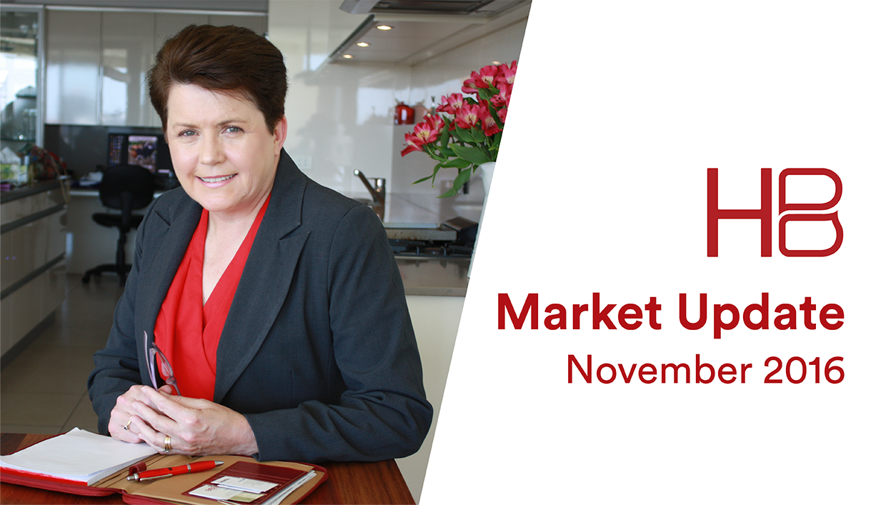 Honest Broker Market Update November 2016